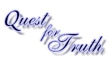 Quest For Truth logo